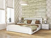 Деревянная кровать «Селена-Аури» с подъёмным механизмом