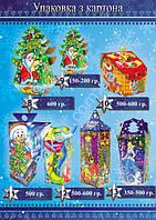 Каталог новогодней упаковки