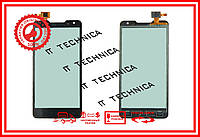 Тачскрин Prestigio MultiPhone 5044 Duo Черный