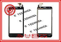 Тачскрин Prestigio MultiPhone 3450 Duo Черный