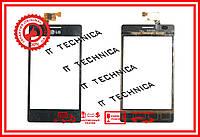 Тачскрин LG E615 Optimus L5 Dual Черный ОРИГИНАЛ