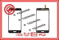 Тачскрін LG D321 Optimus L70 Чорний ОРИГІНАЛ
