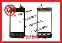 Тачскрин Prestigio MultiPhone 3350 Duo Черный