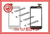 Тачскрин Prestigio MultiPhone 3400 Duo БЕЛЫЙ