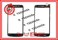 Тачскрін Prestigio MultiPhone 7600 Duo Чорний