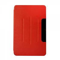 Чехол-подставка для Lenovo A5500 красный
