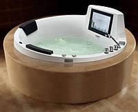 Ванна гидромассажная AT-9020 (гидро и аэро-массаж, встроенный телевизор)