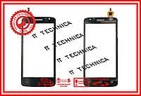 Тачскрин Prestigio MultiPhone 3501 Duo Черный
