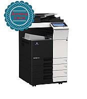 Konica Minolta bizhub 364e, МФУ, А3, копир, сетевой принтер, сканер, дуплекс, факс, ARDF, 36 стр/мин. + СКСМ.