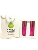 Подарочный набор парфюмерии Chanel Chance Eau Fraiche