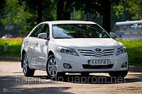Прокат Toyota Camry Swarovski Каприз 2017 на свадьбу