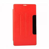 "Чехол-подставка для Lenovo Tab 2 A7-30 7"" красный, фото 1"