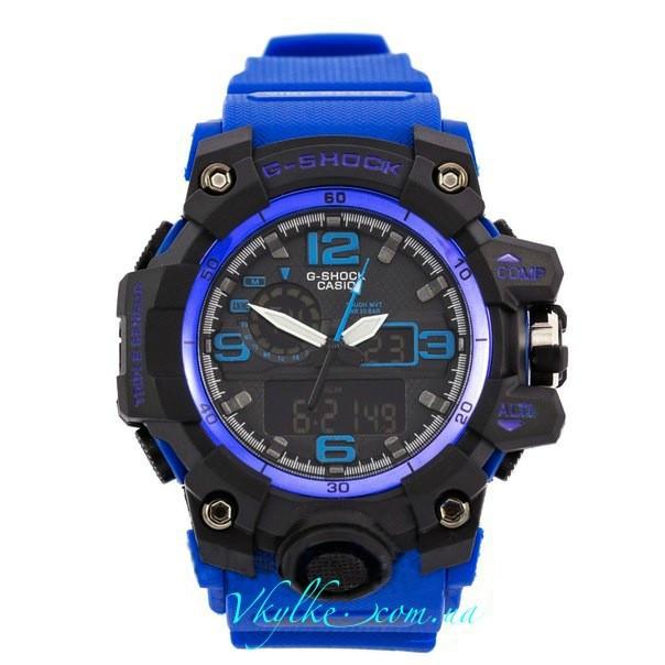 Спортивные часы Casio G-Shock GWG-1000  синий