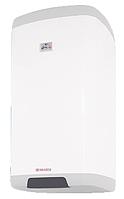 Бойлер электрический, навесной, вертикальный, прямоугольный  DRAZICE OKHE 125. Рабочее давление 6 бар.