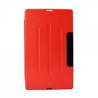Чехол-подставка для Lenovo Tab 2 A8-50F красный