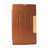 Чехол-подставка для Lenovo Tab 2 A8-50F коричневый