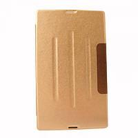 Чехол-подставка для Lenovo Tab 2 A8-50F золотой, фото 1