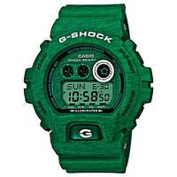 Мужские часы Casio Original GD-X6900HT-3ER зеленые