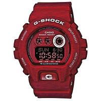 Мужские часы Casio Original GD-X6900HT-4ER красные, фото 1