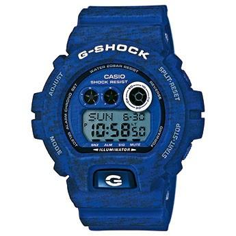 Мужские часы Casio Original GD-X6900HT-2ER синие