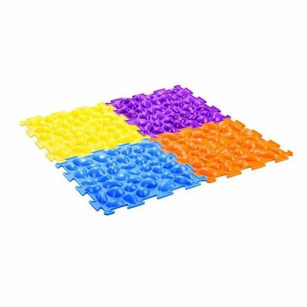 Массажный коврик «Цветные камешки» (в ассортименте), Тривес