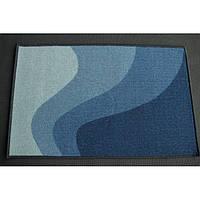 Комплект ковриков для ванной комнаты на резиновой основе - 130-306