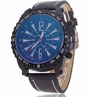 Часы мужские копия Weide черный циферблат