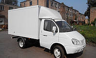 Сэндвич-панельный фургон на а/м ГАЗ-3302, фото 1
