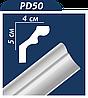 Потолочный плинтус PD50