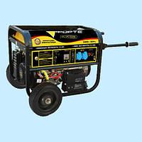 Генератор бензиновый/газовый FORTE FG LPG 6500Е (5 кВт)