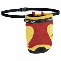 Мешочек для магнезии La Sportiva Chalk Bag Testarossa