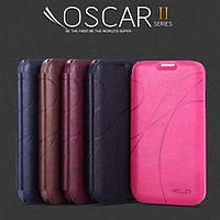 Кожаный чехол-книжка KLD Oscar 2 Series для LG G3