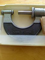 Микрометр резьбовой МВМ 0-25 ГОСТ 4380-93