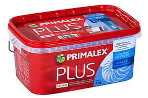 Краска цветная Primalex Plus Color.
