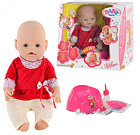 Кукла Baby born BB 8001-5-S (копия) HN