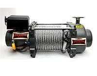 Лебедка Dragon Winch DWT 18000 HD 24v 18000лб / 8172кг/ 28 м