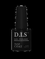 Верхнее покрытие для гель-лака D.I.S. nail Gel Polish Top Coat 7.5ml