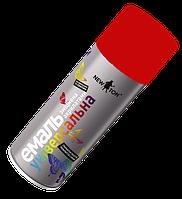 Аэрозольная Краска Ньютон красная 400