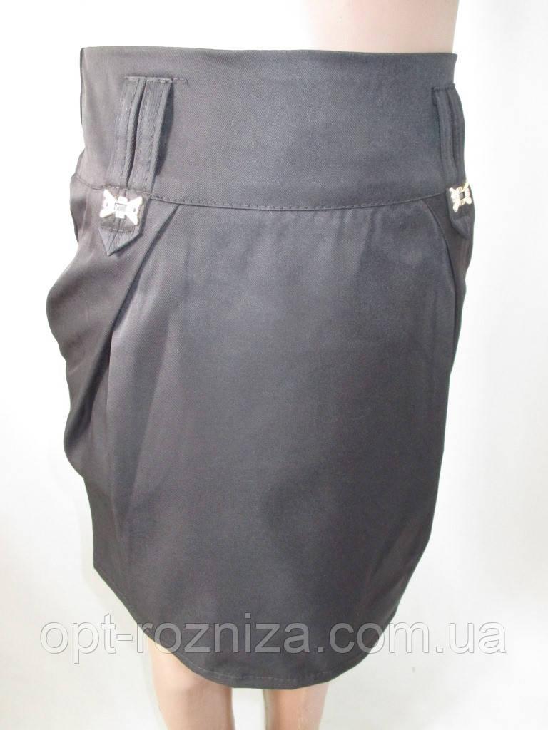 Школьные прямые юбки для девочек