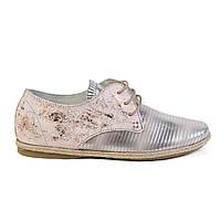 Туфли женские кожаные Venezia 234-101, фото 1