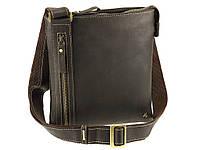 Кожаная мужская сумка на плечо Visconti 16111B Taylor