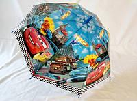 """Зонтик для мальчика """"Тачки"""" № 002 от Paolo"""