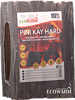 Брикеты Пини кей (Pini Kay) из ДУБА в термоплёнке по 10 кг за 1 тонну