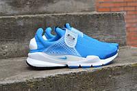 Мужские кроссовки Nike Sock Dart Blue
