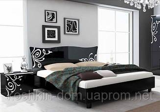 Кровать двуспальная Богема  MiroMark