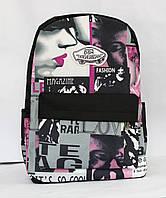 Модный рюкзак для девочек