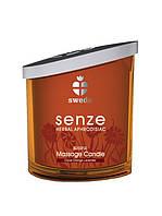 """Свеча для массажа с ароматом """"Blissfull"""", Senze, 160 мл"""