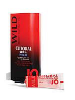 Клиторальный гель JO Clitoral Stimulation Gel Wild 10 мл