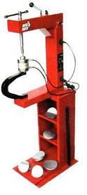 Вулканизатор с винтовым прижимом, на стойке, 2 нагревательные пластины  TRAD004 TORIN