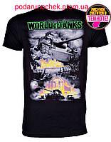 Светящиеся футболки Футболки World of Tanks, фото 1